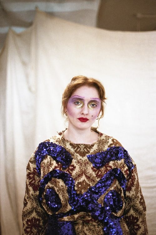 Adam Frost LFW Show by hundred showroom® - Photo by Imogen May