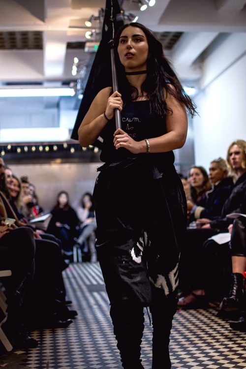 C.U.M. LFW Show by hundred showroom® - Photo by Claudio Esposito