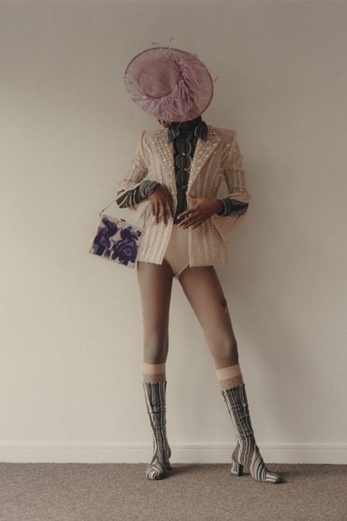 Adam Frost - VOGUE ITALIA by hundred showroom® - Photo by Charlie Gates