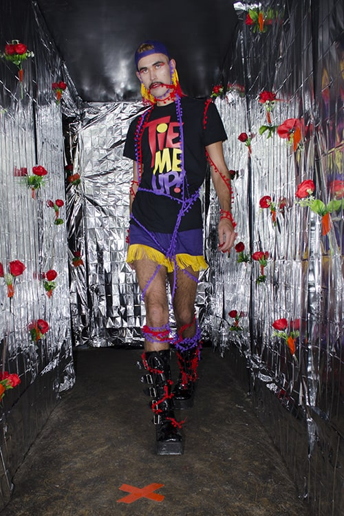 CHEMA DIAZ - Fashion Designer at hundred showroom®