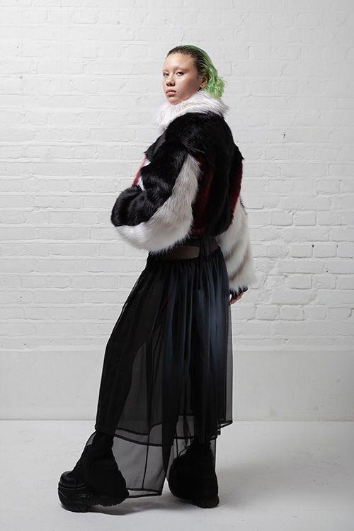 ELLYBECKFORD-Fashion Brand at hundred showroom®