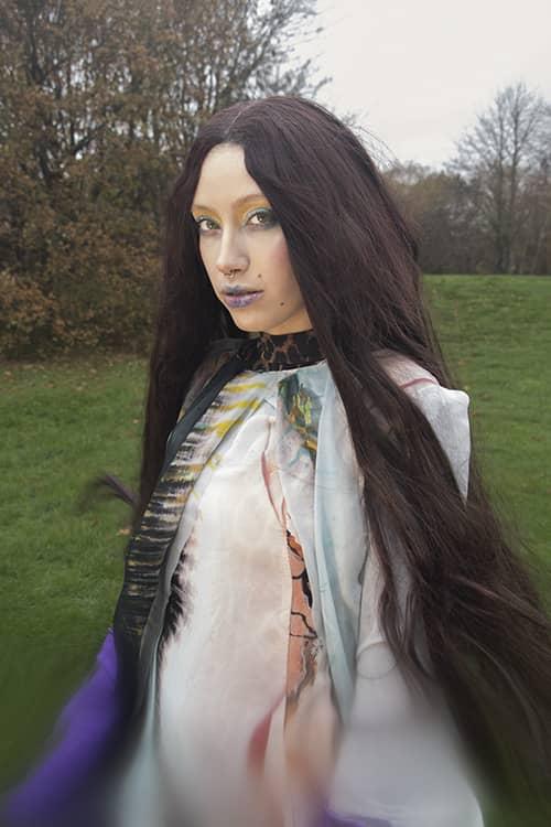 Karol Cygan - Fashion Designer at hundred showroom